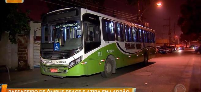 Violência no Rio de Janeiro – Revista do Ônibus